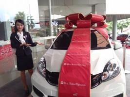 MBK Kembali Gelar Gebyar Undian Berhadiah Mobil
