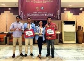 MCC FH UBL Sabet Juara 2 LombaPeradilan Semu di Jakarta