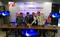 Medcom.ID Luncurkan Kanal Pemilu 2019