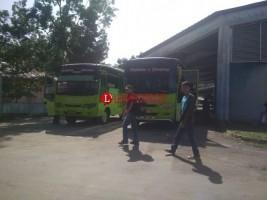 Melongok Nasib BRT di Terminal Rajabasa