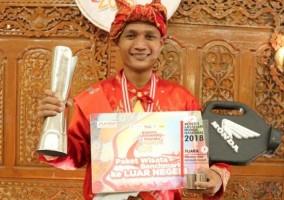Membanggakan, TDM Honda Lampung Raih Prestasi Nasional
