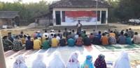Memohon Hujan, TNI-Polri  Bersama Warga Mesuji Salat Istisqo