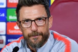 Menangi Derby bukan Jaminan Bagi AS Roma
