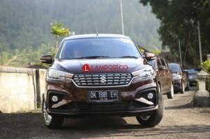 Mencoba Ketangguhan Suzuki All New Ertiga di Bali