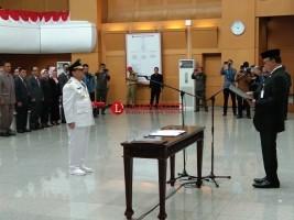 Pj Gubernur Lampung Janji Isi Jabatan Kosong