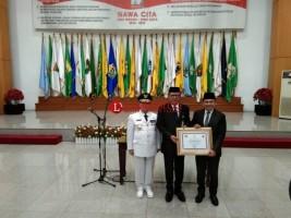 Mendagri Lantik Boytenjuri Sebagai Pj Gubernur Lampung