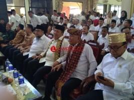 Menhan Ryacudu Minta Warga Lampung Jaga Keharmonisan Bernegara