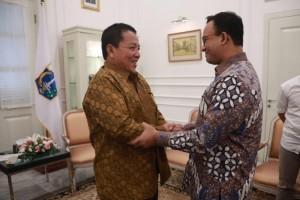 Mentan Amran-Anies Sepakat Dukung Lampung Lumbung Logistik