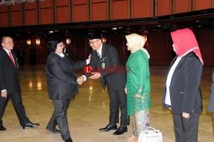 Menteri LHK Lantik Tiga Pejabat di Manggala Wanabati