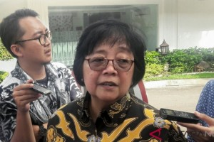 Menteri LHK Minta DaerahWaspada Kebakaran Hutan
