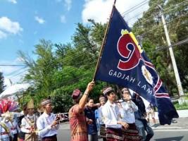 Merawat Keakraban Gadjah Lampung lewat Komunitas