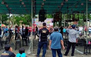 Meriahkan HUT Ke-62 Lamsel, Komunitas Kicau Gelar Lomba Burung