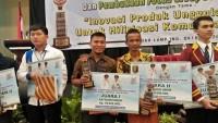 Mesin Pencuci Biji Kopi asal Lambar Raih Juara Anurah Inovasi