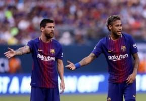 Messi Berharap Neymar Kembali ke Barcelona