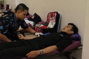 Metro TV Sambut Hari Ulang Tahun dengan Aksi Donor Darah