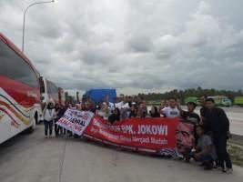 Millenial Lampung Apresiasi Keberadaan JTTS