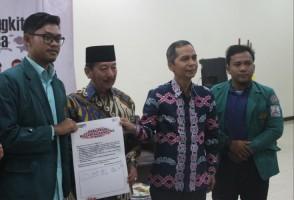 Milenial Lampung Deklarasi Sukseskan Pemilu 2019