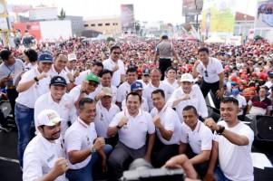 Millennial Road Safety Festival Lampung Pecahkan Empat Rekor Sekaligus