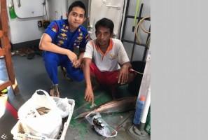 Miliki Bom Ikan, Nelayan Bagan ini Diamankan Tim Gabungan
