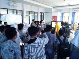 Minat Jurnalis Tinggi, SMAN 4 Kota Bumi Kunjungi Lampung Post