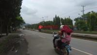 Minim Penerangan, Warga Panjang Mengharap Penambahan Lampu di Jalan Yos Sudarso