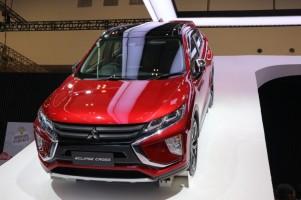 Mitsubishi Bukukan 4.909 SPK di GIIAS 2019