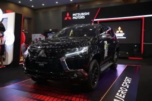Mitsubishi Hadirkan Pajero Sport Rockford Fosgate Black Edition Edisi ke-2