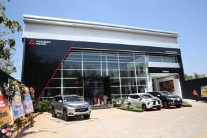 Mitsubishi Kenalkan Identitas Visual Baru Diler Kendaraan Penumpang