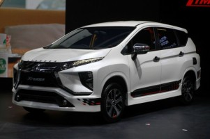 Mitsubishi Luncurkan Xpander Limited di IIMS 2019
