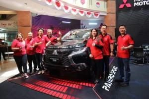 Mitsubishi Motors Auto Show Sambangi Pekanbaru