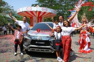 Mitsubishi Mulai Aktivitas Kampanye Baru Xpander