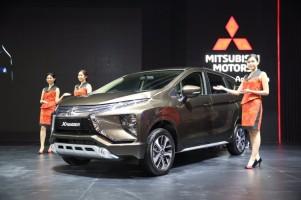 Mitsubishi Raih 4.509 SPK di GIIAS 2018