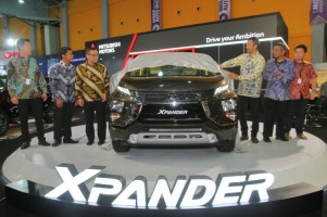 Mitsubishi Ramaikan GIIAS Makassar 2018