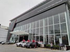 Mitsubishi Resmikan Diler Baru di Medan