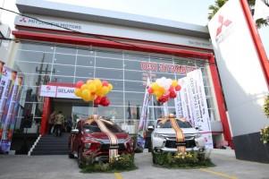 Mitsubishi Resmikan Diler Ke-116 di Indonesia