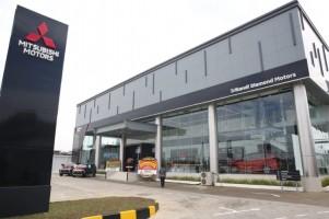 Mitsubishi Resmikan Diler Ke-128 di Indonesia