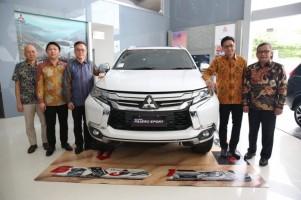 Mitsubishi Resmikan Diler Pertama di Batam