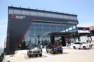 Mitsubishi Resmikan Diler Pertama di Indramayu