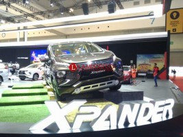 Mitsubishi Targetkan Raih 3.600 SPK di GIIAS 2018