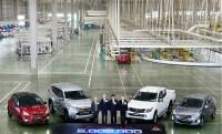 Mitsubishi Thailand Berhasil Capai Produksi 5 Juta Unit