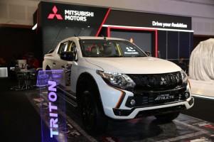 Mitsubishi Triton Raih Market Share 72 Persen di Sumatera