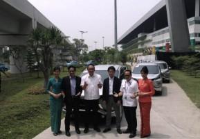 Mitsubishi Xpander Jadi Kendaraan Operasional Garuda Indonesia
