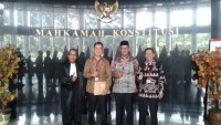 MK Gelar Sidang Perdana Sengketa Pilgub Lampung