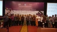 MKKS dan UPTDP se-Lampung Hadiri Rakor PIP di Magelang
