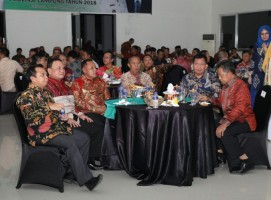 MKKS SMA Lambar Terima Predikat Terbaik di Lampung