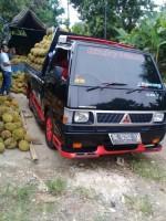 Mobil Pikap Ganjar Raib