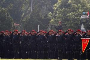 Moeldoko Tegaskan Koopssus Pegang Teroris Level Tinggi