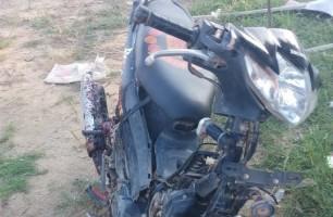 Mogok, Pelaku Pembegalan di Gedungmeneng Tinggalkan Motor