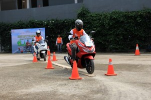 MPM Group - Forwot Gelar Road Safety Riding Campaign 2018