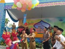 MTQ Korpri Kabupaten Pringsewu Ke-4 Resmi Dibuka
